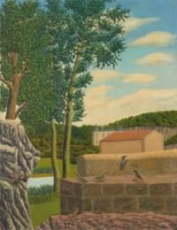 Les Sittelles (Die Kleiber), 1931