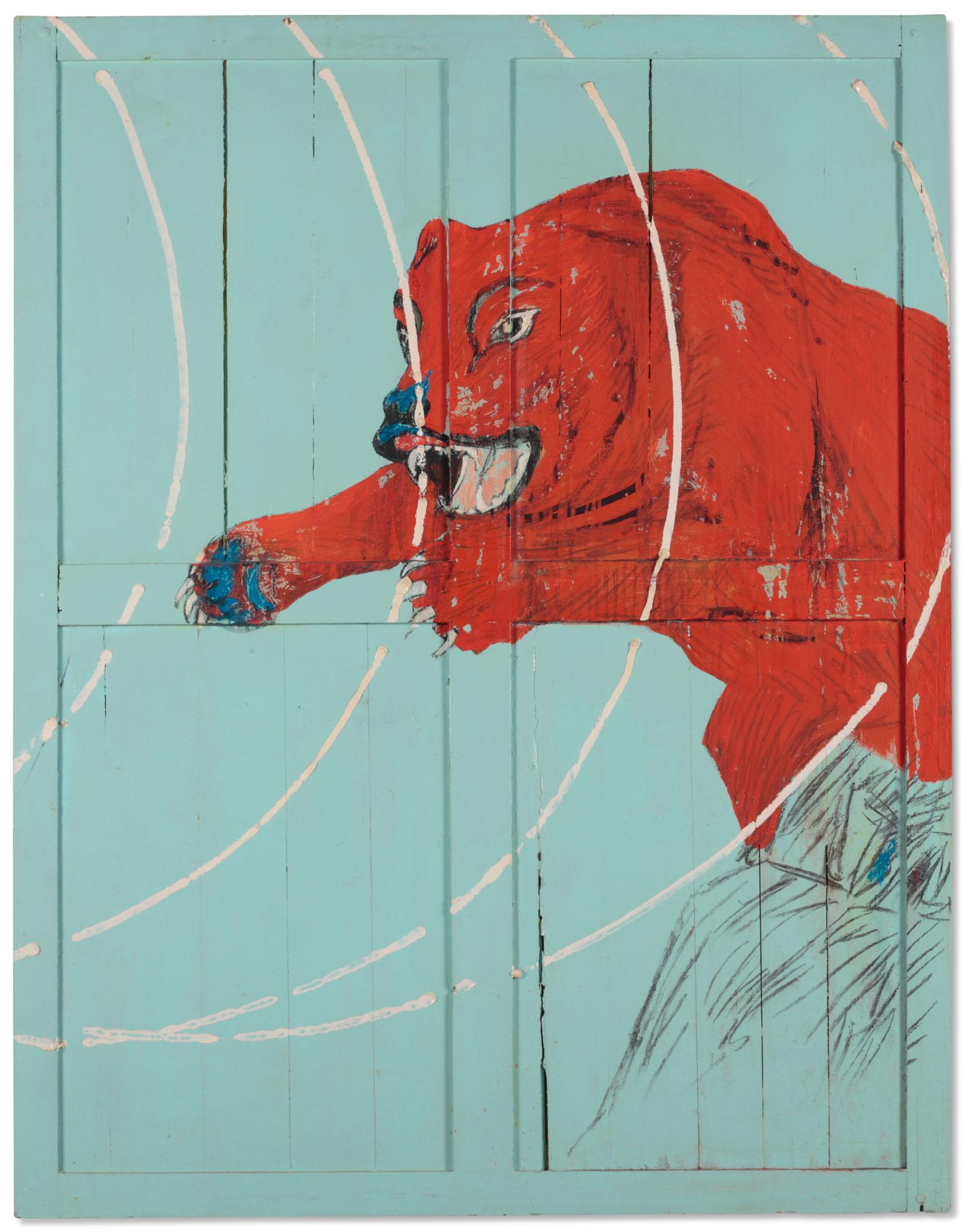 Panamarenko Christies Card Flyer Post War /& Contemporary Art Amsterdam 2019