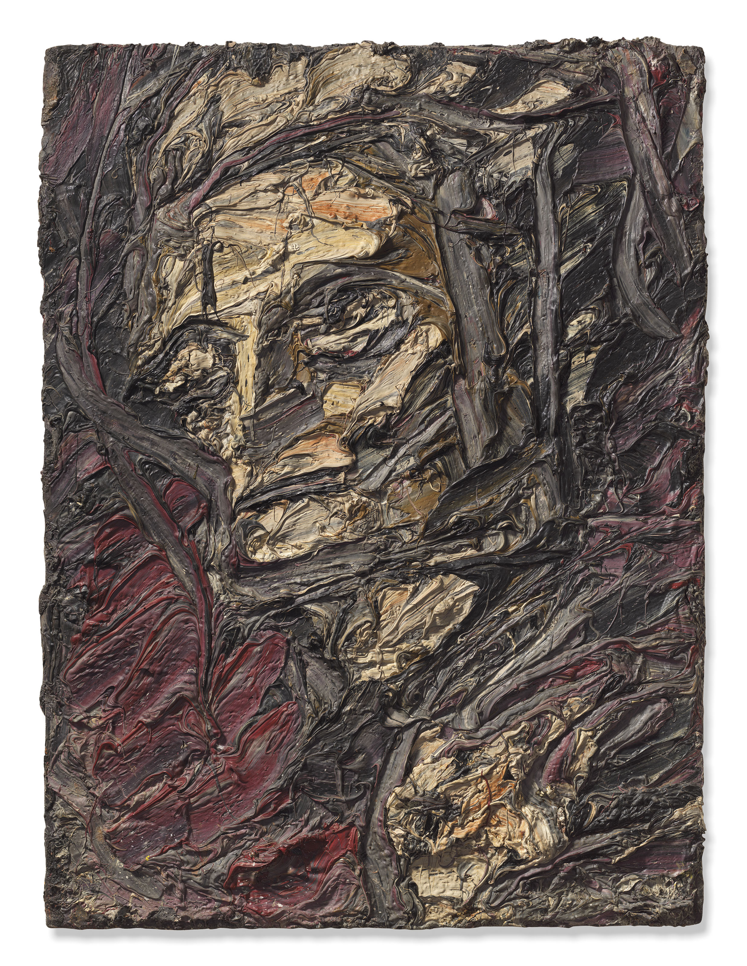 Leon Kossoff (1926-2019)