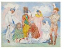 Baptême des masques