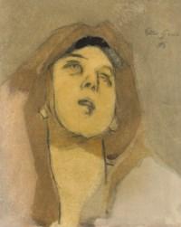 Madonna Immaculata, after El Greco
