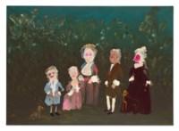 17th Century Family