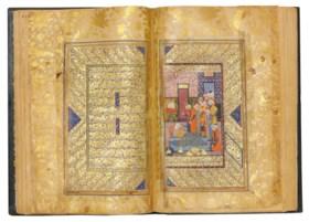 SHAYKH MUSLIH AL-DIN SA'DI (D 1292 AD): GULISTAN