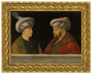 PORTRAIT OF SULTAN MEHMED II (
