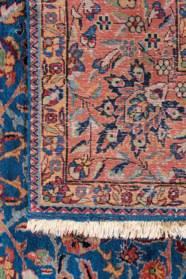 A LARGE 'MANCHESTER' KASHAN CA