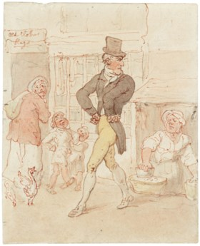 THOMAS ROWLANDSON (LONDON 1756-1827)