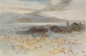 EDWARD LEAR (LONDON 1812-1888 SAN REMO, ITALY)
