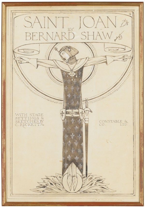 CHARLES DE SOUSY RICKETTS, R.A. (BRITISH, 1866-1931)