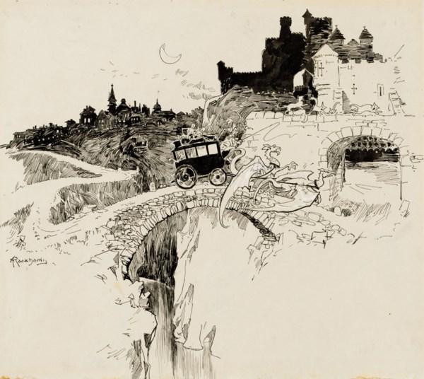 ARTHUR RACKHAM (BRITISH, 1867-1939)