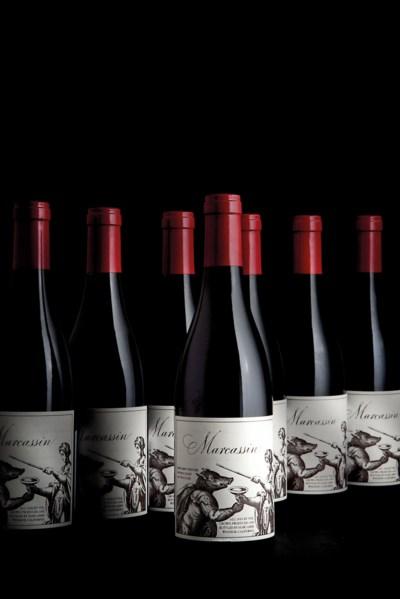 Marcassin, Pinot Noir 2010