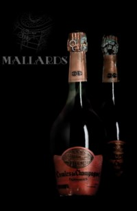 Taittinger, Comtes de Champagne Rosé 1975