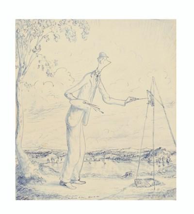 Albert Rutherston, R.W.S. (188