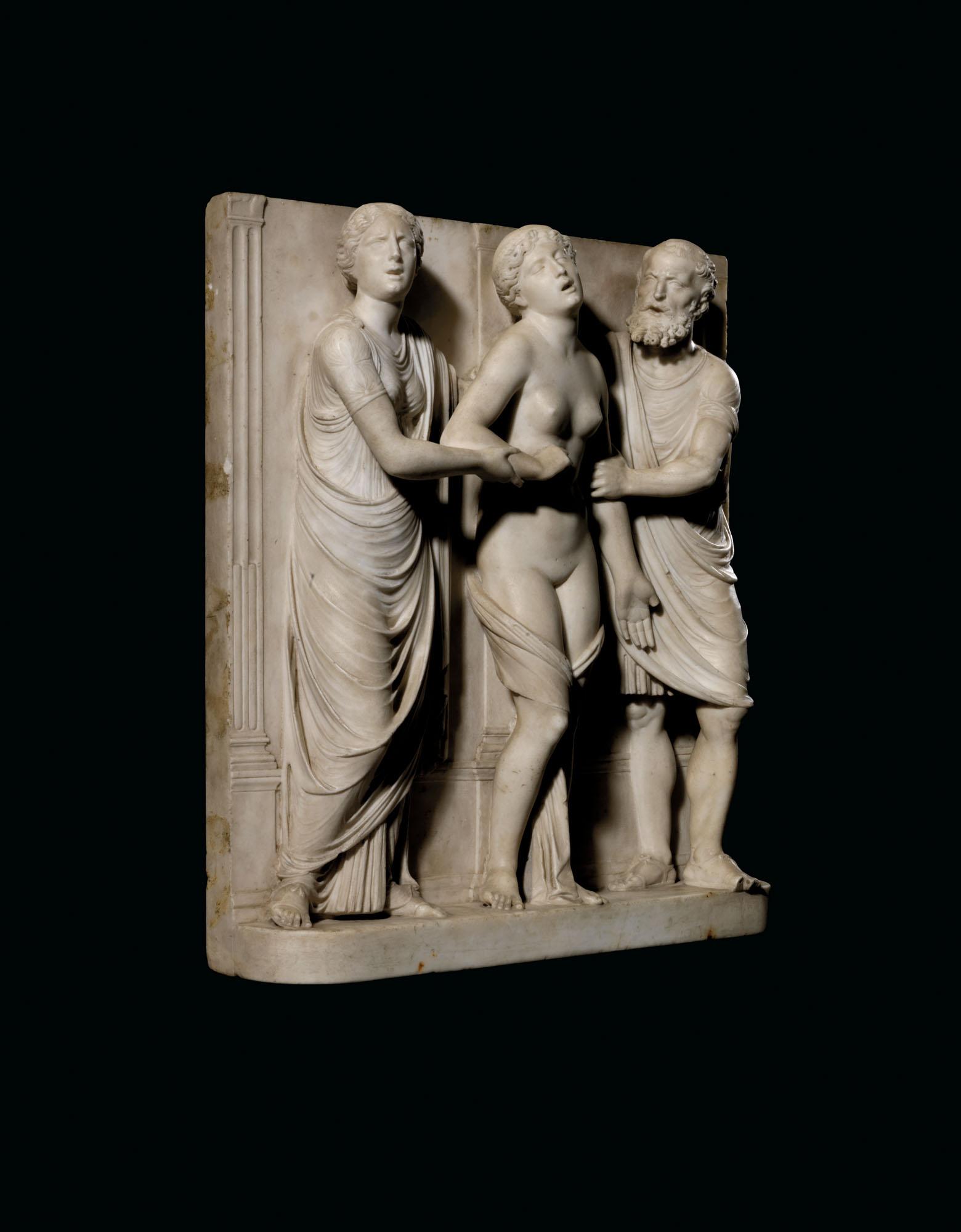 ATTRIBUTED TO ANTONIO LOMBARDO (CIRCA 1468-1516 FERRARA), CIRCA 1510