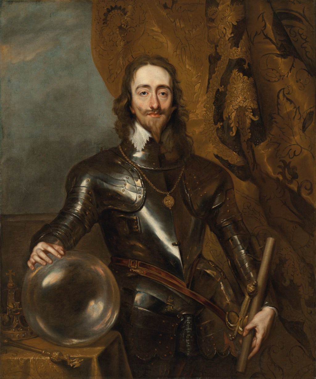 FOLLOWER OF SIR ANTHONY VAN DYCK