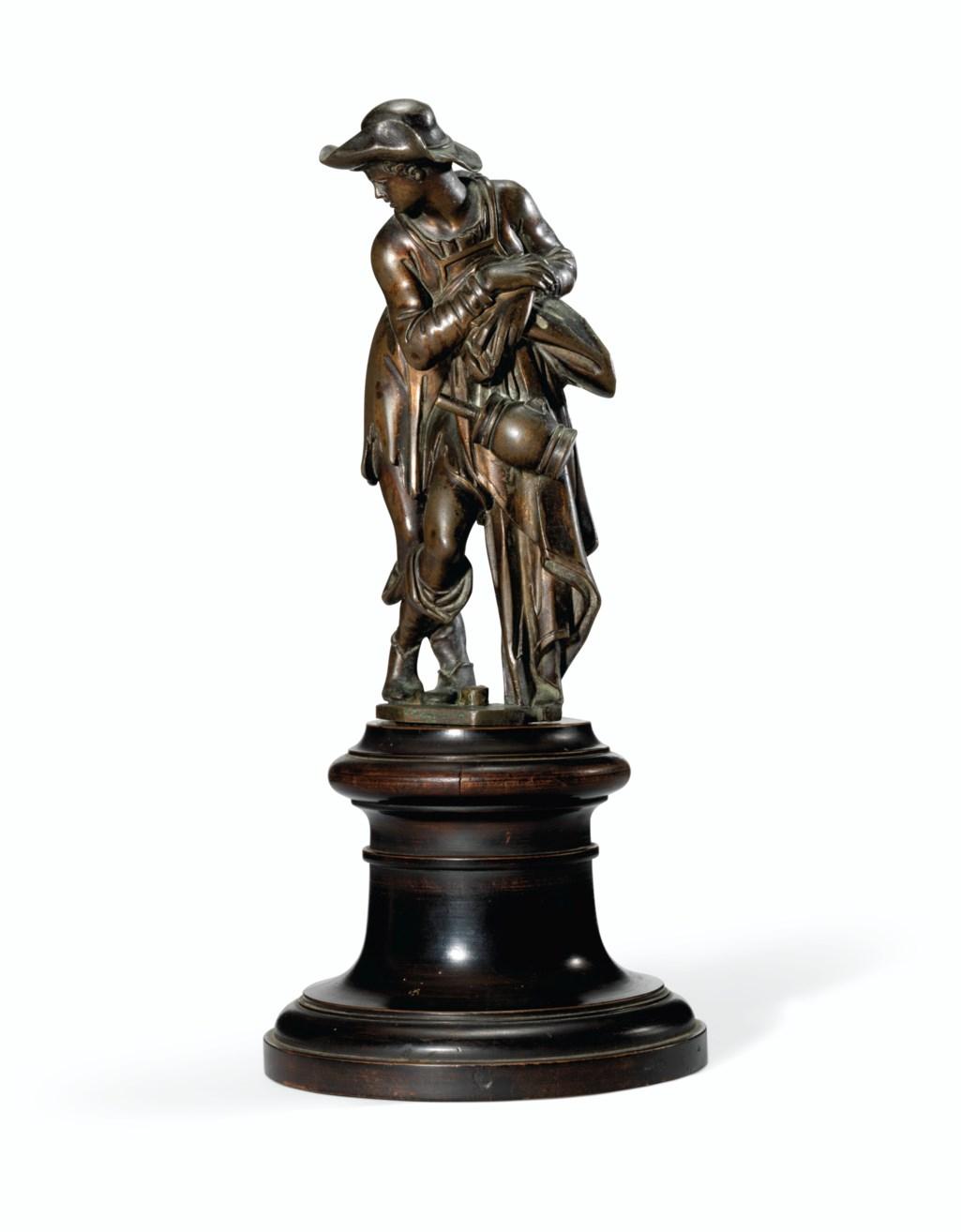 ANTONIO SUSINI (FL. 1580-1624 FLORENCE), AFTER A MODEL BY GIAMBOLOGNA, CIRCA 1600-1620