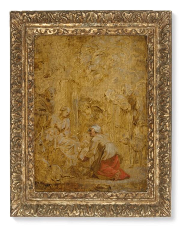CIRCLE OF SIR ANTHONY VAN DYCK (ANTWERP 1599-1641 LONDON)