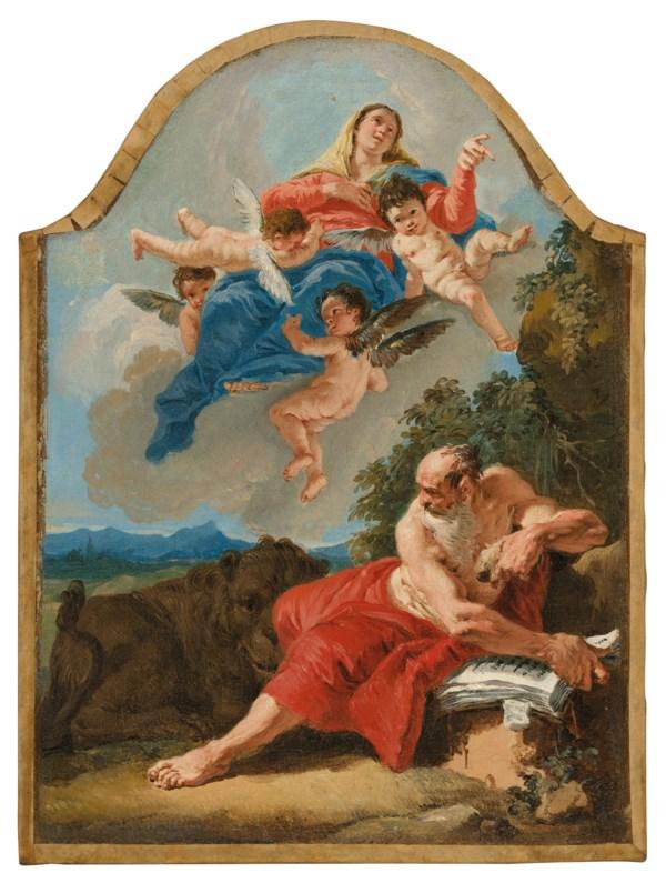 FRANCESCO FONTEBASSO (VENICE 1707-1769)