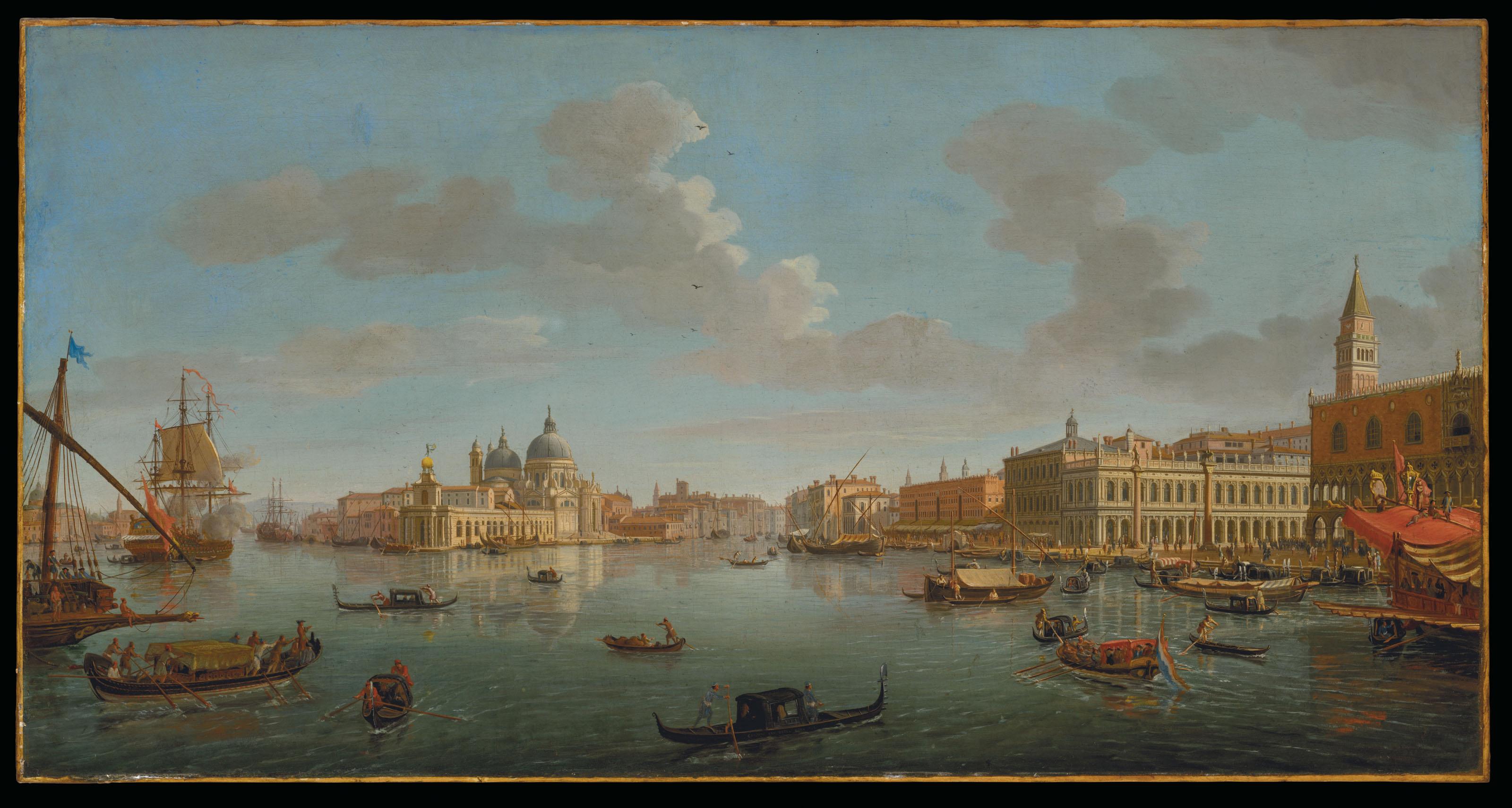 GASPAR VAN WITTEL, CALLED VANVITELLI (AMERSFOORT 1652/53-1736 ROME)