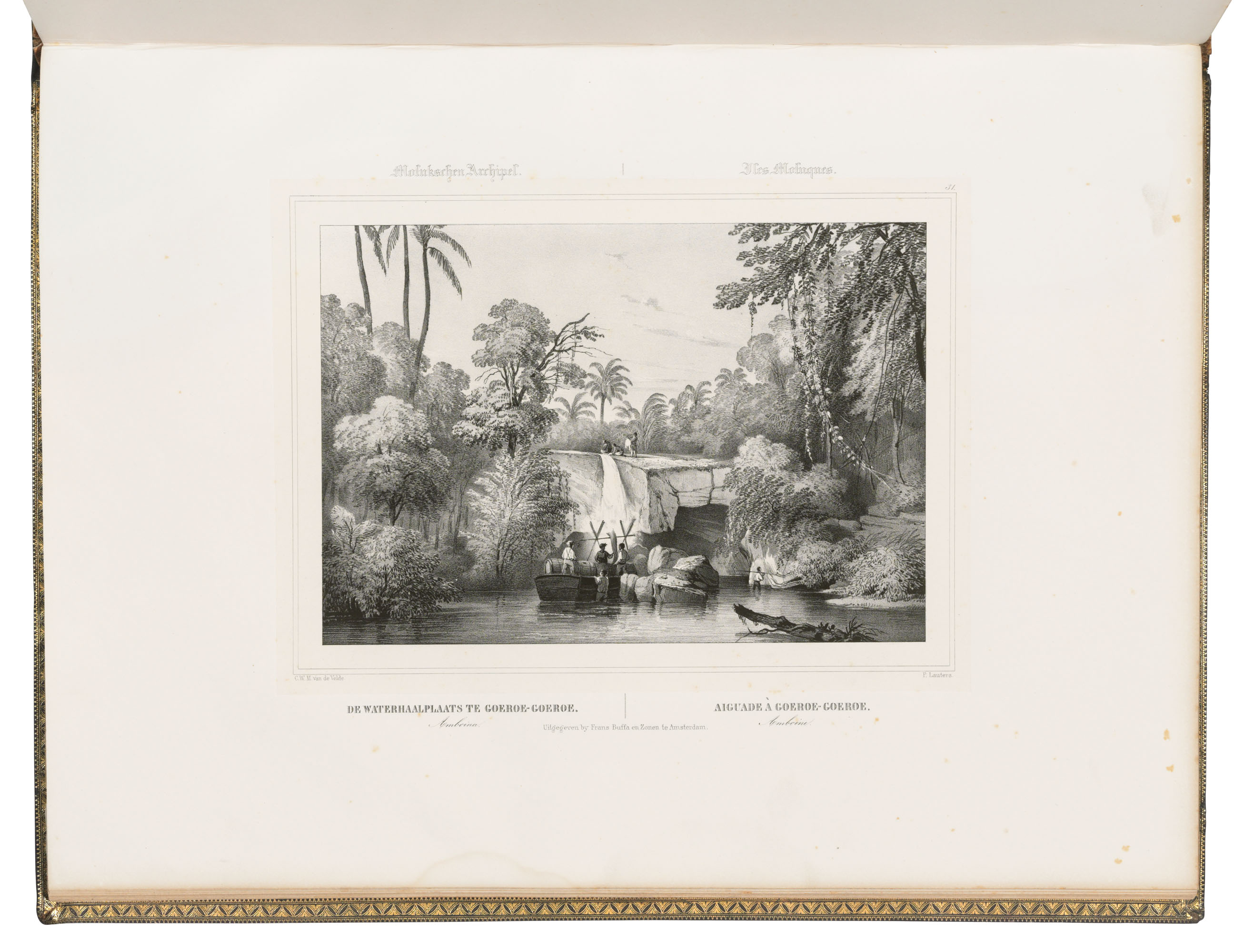 Charles William Meredith van de Welde (1818-1898)