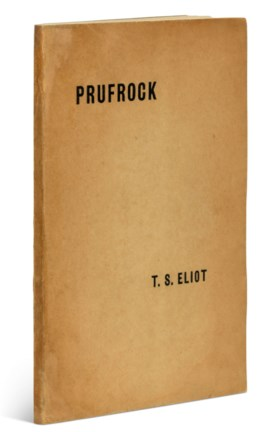 TS Eliot (1888-1965)
