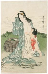 KITAGAWA UTAMARO (1754-1806)