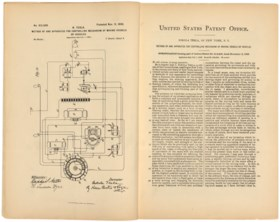 Tesla patents : an archive of inventive genius