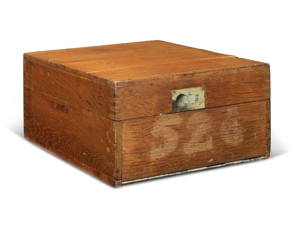 A Second World War Enigma Machine