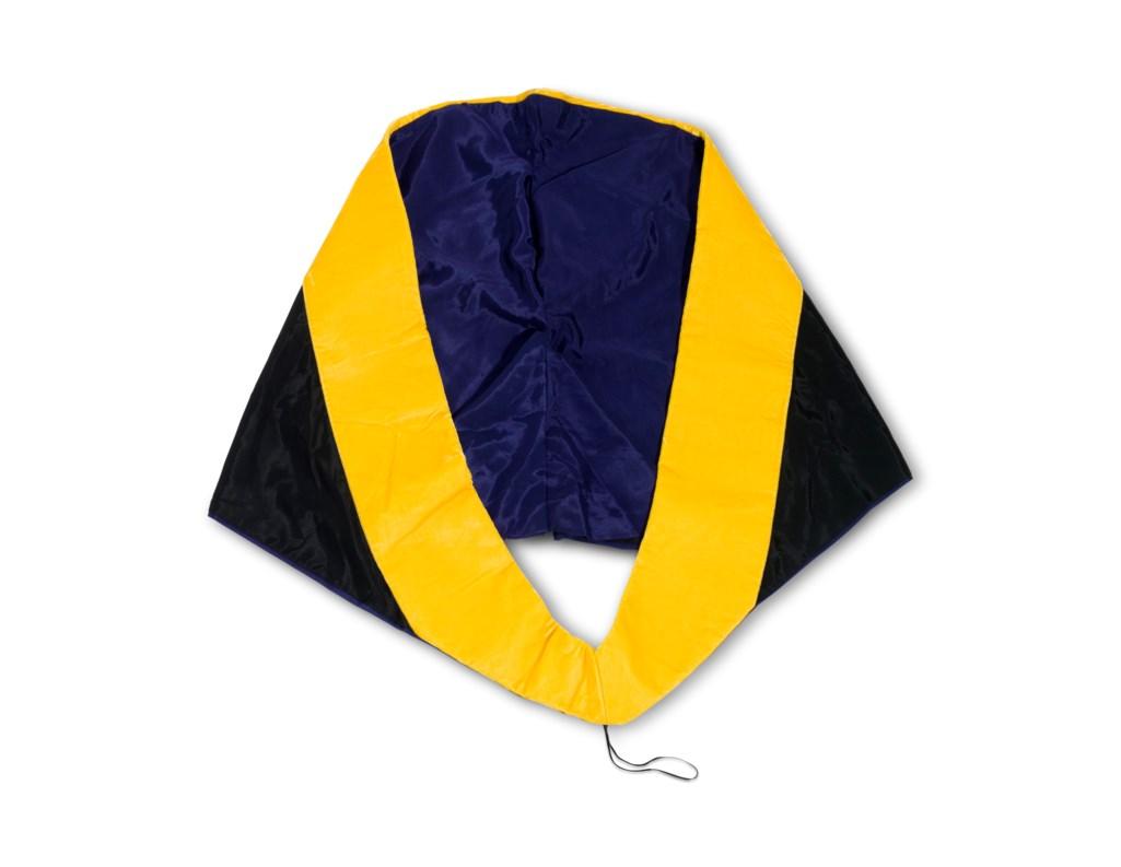 Stephen Hawking's doctoral hood