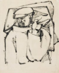 Lowestoft Fisherman with Tarpaulin