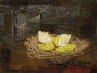 Still Life with Yellow Marrows