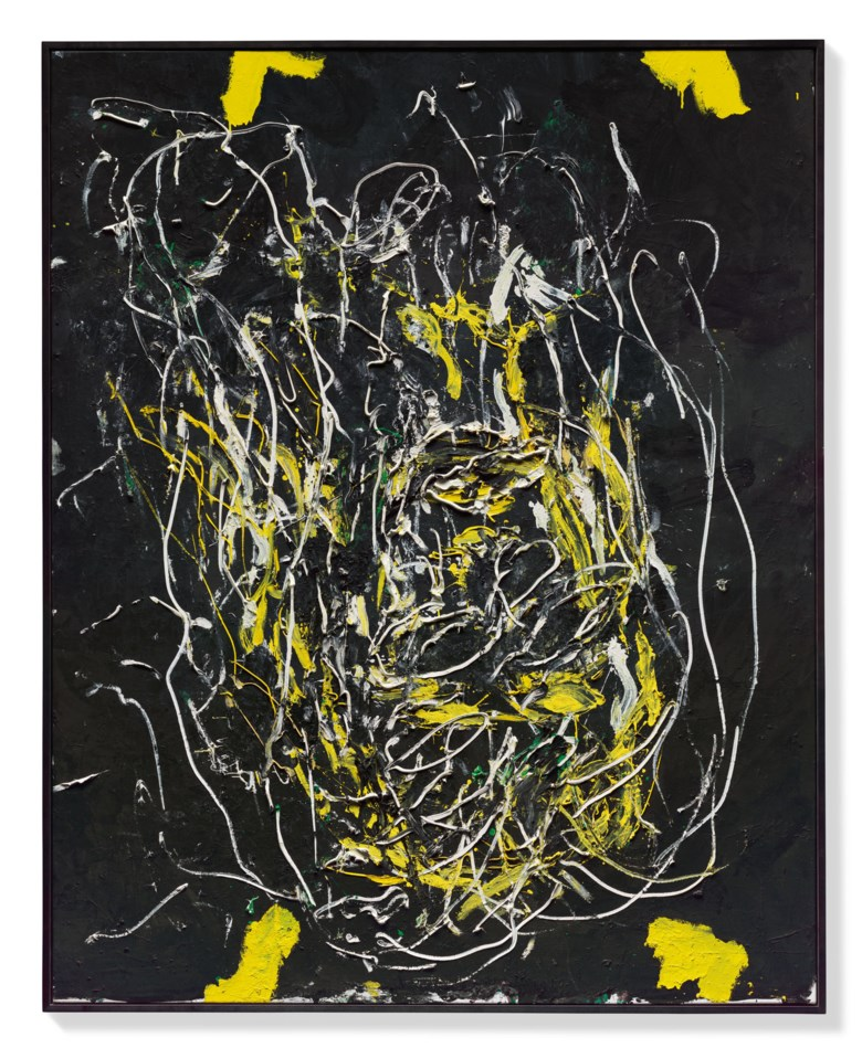 Georg Baselitz (b. 1938), War einmal (Once Upon a Time), 1992. Oil on canvas. 98⅜ x 78¾ in (250 x 200 cm). Estimate £500,000-700,000. Offered in  The World Is a Sphere Art from the Faurschou Foundation, 3-16 July 2020, Online