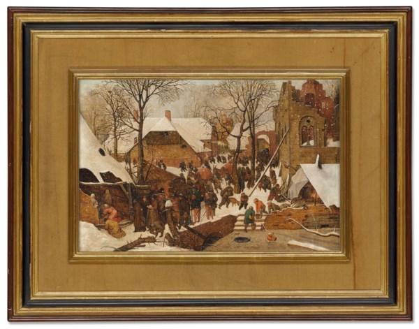 PIETER BRUEGHEL, THE YOUNGER (BRUSSELS 1564/1565-1637/1638 ANTWERP)