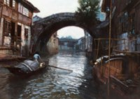 Late Afternoon (Suzhou 1984)