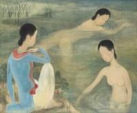 Femmes au bain (Women Bathing)