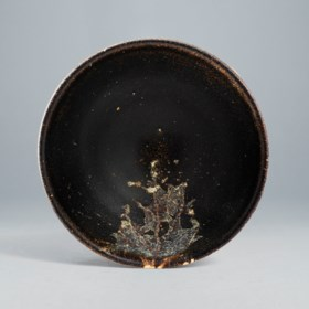 A JIZHOU 'LEAF' BOWL