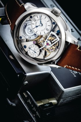 GREUBEL FORSEY, PHILIPPE DUFOUR AND MICHEL BOULANGER AN EXTR