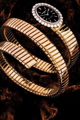 VACHERON CONSTANTIN AN 18K TWO-COLOUR GOLD AND DIAMOND-SET B
