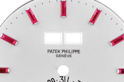 PATEK PHILIPPE. A HIGHLY ATTRA