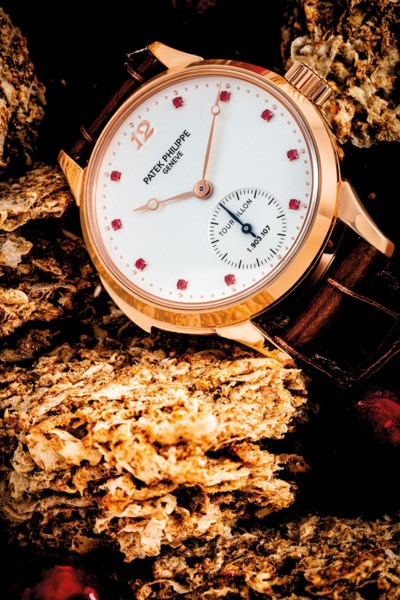 PATEK PHILIPPE. AN IMPORTANT A