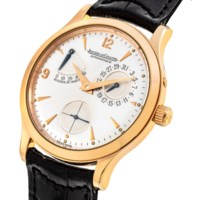JAEGER-LECOULTRE, PINK GOLD