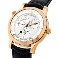 JAEGER LECOULTRE, PINK GOLD