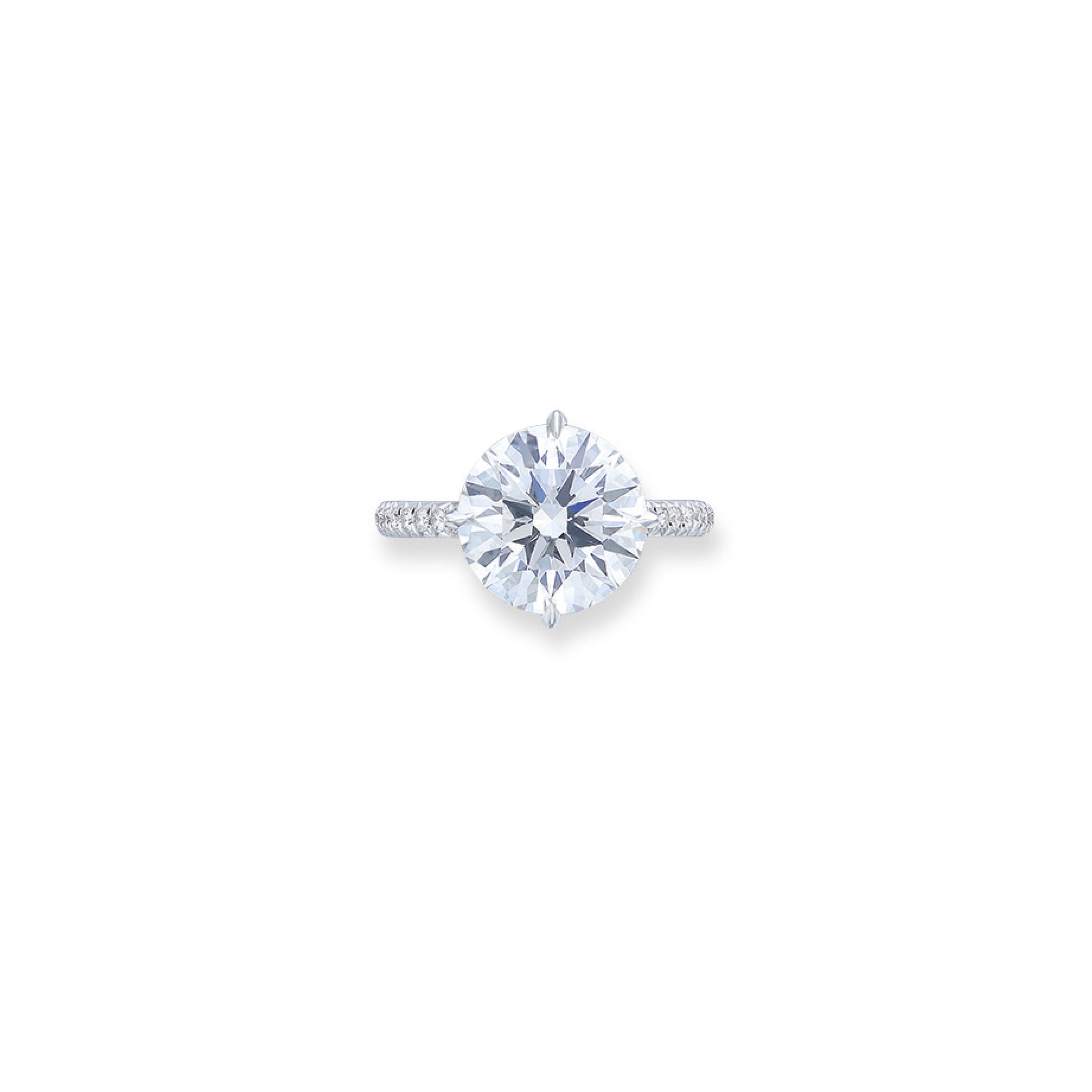 IMPORTANT DIAMOND RING