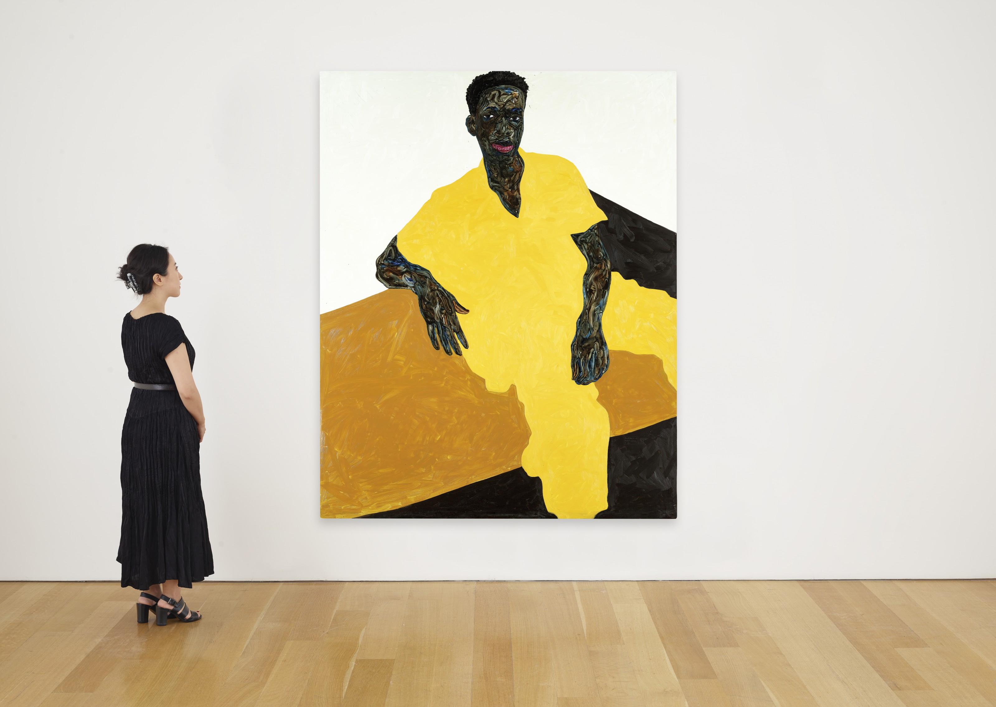 Amoako Boafo (B. 1984)