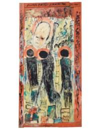 Untitled (Three Saints with Needle)