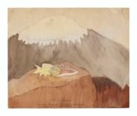 Golden Eagle Blengiglomenean Creature, circa 1950