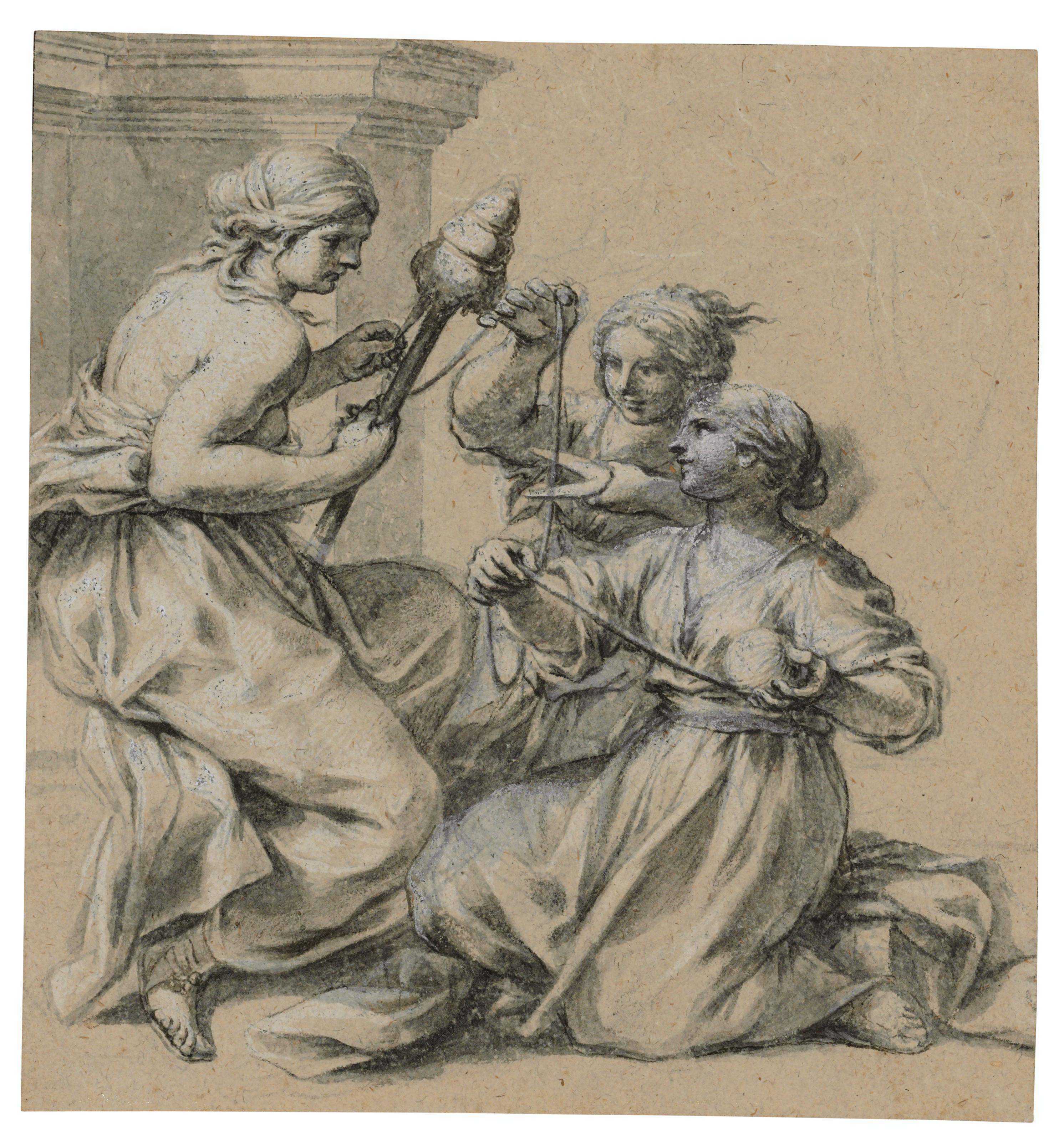 Lazzaro Baldi (Pistoia ca. 1623-1703 Rome)
