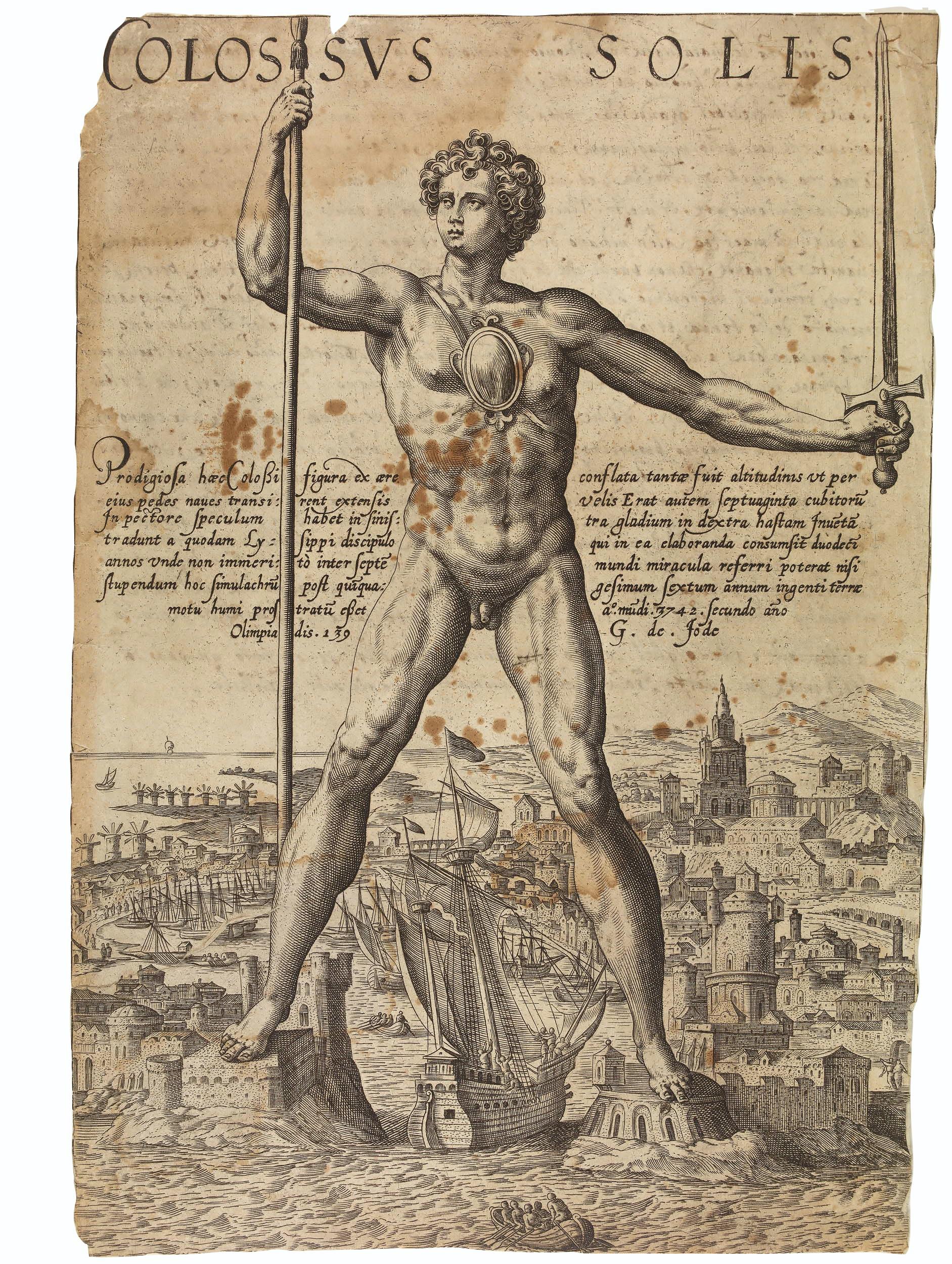 Maerten de Vos (Antwerp 1532-1603)