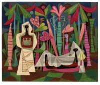 Figuras en el palmar (also known as Under the Palm Trees)