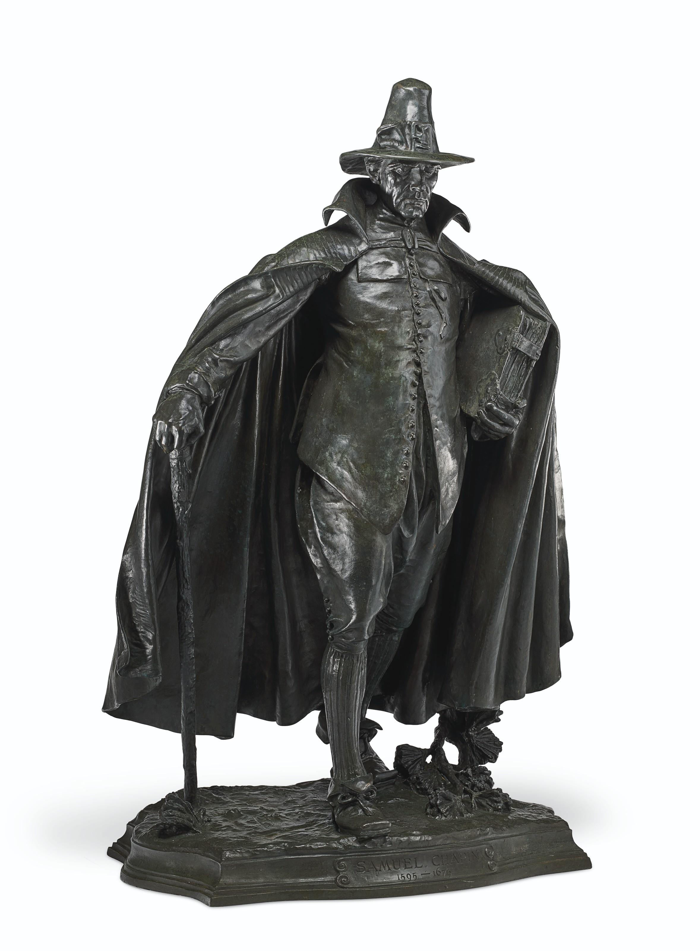Augustus Saint-Gaudens (1848-1907)