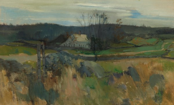 John Henry Twachtman (1853-1902)